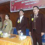 Wawali SAS: PPNI Kota Tomohon Mitra Kerja Pemkot