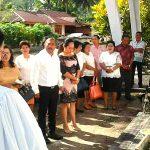 Wakili Bupati, Montang Lakukan Peletakann Batu Dasar Pembangunan Gedung GMIST Petra Manganitu