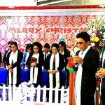 Ibadah Awal Tahun 2018, Wali Kota GSVL Jadi Khadim di Jemaat Elim Malalayang