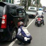 Dishub Manado Akan Konsisten Lakukan Penertiban Parkir Liar