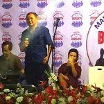 Karnaval Figura Meriahkan 'Pesta Kunci Taong' di Kelurahan Mahakeret Barat