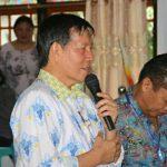 Pimpin PKB GMIM Wilayah Manado Malalayang Barat. GSVL: Ini Adalah Panggilan Dan Tanggung Jawab Iman