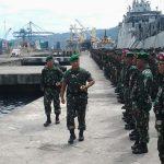 Danrem 131/Santiago: Jaga Kedaulatan NKRI Tugas Pokok TNI