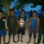Dinyatakan Hilang Nyaris Sebulan, 5 Awak KM Hasrat Terdampar Di Pulau Padaidori