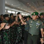 Mayjen TNI Ganip Warsito Bangga Kinerja Yonif Raider 712/Wiratama