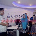 Kunker SKPD Kota Gorontalo ke Cerdas Command Center