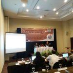 Rapat Kerja KPU Sulut Bahas Persiapan Pemilu 2019