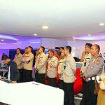 Mahasiswa STIK-PTIK Kunjungi CERDAS COMMAND CENTER Pemkot Manado