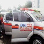 BRI Manado Bantu RSUP Prof Kandou 1 Unit Mobil Ambulans