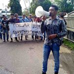 Forum Mahasiswa Peduli Rakyat Tolak UU MD3