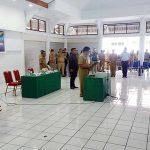Gahagho Roling 12 Pejabat Tinggi Pratama Dan SK-kan 7 Plt Jabatan Kosong