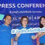 #JadiLebihBaik, XL Axiata Bangun Jaringan Data Besar-Besaran di 2018