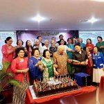 Hukum Tua Kaima Meydi Kumaseh Hadiri Syukuran HUT ke-48 PPNKJS di Jakarta