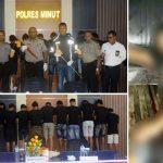 Kurang Dari 24 Jam, Polres Minut Ungkap Kasus Pembunuhan di Desa Paniki Atas