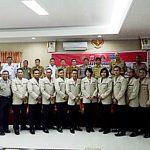 Kunjungi Kabupaten Minut, 12 Mahasiswa STIK-PTIKA Belajar Masalah Lalin dan Kantibmas