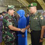 Ini Daftar 52 Perwira Tinggi TNI Naik Pangkat