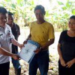 Kukuhkan 2 Poktan, DPKP Manado Siap Bangun Industri Pertanian di Kota Manado