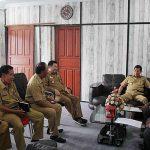 Tim BPK-RI Periksa LKPD Kota Manado. Walikota Vicky Lumentut: Pejabat Tidak Ada yang Keluar Daerah