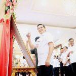 Walikota Vicky Lumentut Hadiri Rakor Supervisi dan Pencegahan Korupsi di Kantor Gubernur