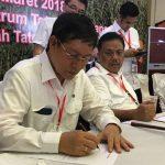 Terpilih Sebagai Ketua Komisi P/KB GMIM, Pnt Vicky Lumentut raih 60 Persen Suara