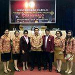 Joike Lumatauw Terpilih Ketua DPD PPNI Kota Manado