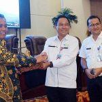 Pemerintah dan Jurnalis Kabupaten Bantul Kunjungi Pemkot Manado