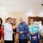 Kunjungan Dubes AS ke Sulut, Diuandang Sarapan Pagi ke Rudis Wali Kota Manado
