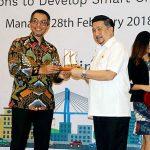 Wawali Mor Buka Seminar Manado Smart City 2018