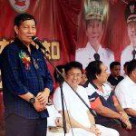 Walikota Vicky Lumentut Hadiri Perayaan Cap Go Meh Manado 2018