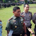 Danrem 131/Santiago: 2.800 Personel TNI-Polri Amankan Kedatangan Wapres RI di Manado