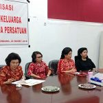 Sosialisasi Ketahanan Keluarga. Mewoh: DWP Minahasa Harus Bersinergi dengan DWP Provinsi