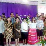 Bupati VAP Ibadah Bersama Jemaat GMIM Efrata Rap-Rap Airmadidi, Ajak Warga Sukseskan Program Pemerintah