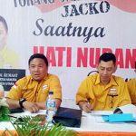 Rapat Pleno Diperluas Partai Hanura Sulut Bahas Rencana Kedatangan Ketum DPP Hanura