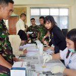 Korem 131/Santiago Larang Keras Prajurit dan PNS TNI Pakai-Edar Narkoba
