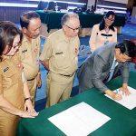Wali Kota Vicky Lumentut Buka Musrenbang RKPD Kota Manado