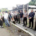 Polres Minut Amankan Pengukuran Kawasan Pariwisata di Desa Paputungan