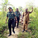 Kodim 1303/Bolmong Percepat Cetak Sawah Baru 30 Hektare di Bolmut