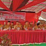 Kunker ke Kecamatan Kakas, Mewoh Ajak Saling Bersinergi