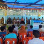 Anggaran Capai Rp 1,012 Miliar Gaghana Resmikan SMPN 8 Satap Tabut