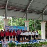 Lomba Paduan Suara Antar SKPD se-Minut, Tim Sekretariat Dekab Minut Tampil Memukau