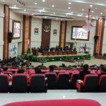 Sidang Paripurna Istimewa DPRD Sulut Hasilkan Beberapa Rekomendasi