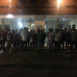Polres Manado Jaring 57 Warga Pengonsumsi Miras