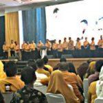 OSO Lantik Pengurus Hanura Sulut