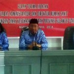 Edwin Silangen Pimpin Sertijab Lingkup Dinkes Sulut