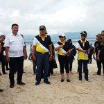 Me' Daseng , Gahagho Dengarkan Curhatan Warga Kepulauan Nustab