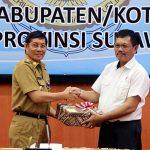 Serahkan LKPD Manado Tahun 2017. Wali Kota GSVL: Komitmen Raih WTP