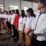 Mewoh Serahkan SK Untuk 124 Guru Honorer