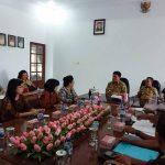 Pimpin Pasus LKPJ Provinsi, Lintang Sambangi Gahagho