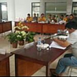 Gelar Rapat Pansus Lanjutan, DPRD Minsel Bahas LKPJ Akhir Tahun Anggaran 2017