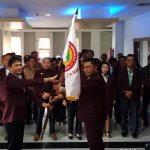 Joike Lumataw-Suwandi Luneto 'Duet' di DPD PPNI Kota Manado 2018-2023